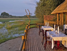 Chief's Camp, Okavango Delta