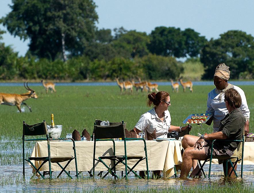 Jao Camp, Okavango Delta
