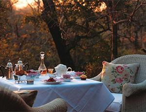 Royal Malewane Tea