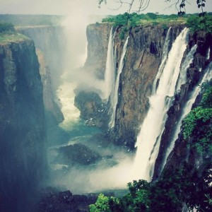 Travel to Victoria Falls with Connie Neubold